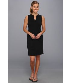 The Royal Robbins® Ponte Travel Dress is perfect for a casual afternoon stroll somewhere around t...