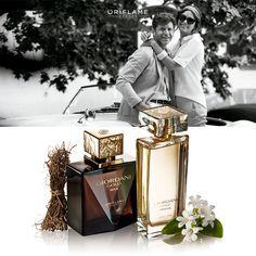 Para la pareja que vive apasionadamente. #GiordaniGold #Fragrance #Hombre #Mujer #Aroma