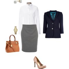 Business Professional, created by jenmarshall on Polyvore