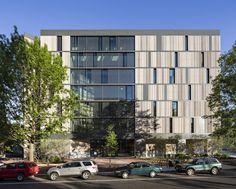 Milken Institute School of Public Health / Payette--http://www.archdaily.com/568447/milken-institute-school-of-public-health-payette/