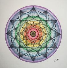 Mandala-ka inspiratie