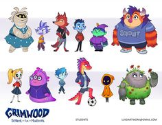 100 Modern Character Design Sheets You Need To See - Is An Article Filled With Character Design Inspiration. They Are Also Called Model Sheets, Description Sheets, Development Sheets, etc. They Will Inspire You To Create Your Own OC! Model Sheet Character, Character Modeling, Character Drawing, Game Character, Character Concept, Character Design Sketches, Character Design Animation, Character Design References, Character Design Inspiration