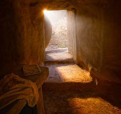 Piensa poque #Jesucristo lo hizo. #Aleluya #Síguelo #Pascua