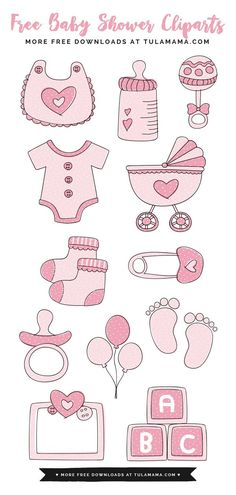 Informations About FREE And Absolutely The Cutest Baby Shower Clip Art Pin You can easily use my pro Clipart Baby, Baby Shower Clipart, Baby Shower Images, Baby Shower Templates, Baby Shower Printables, Baby Shower Cards, Free Printables, Dibujos Baby Shower, Imprimibles Baby Shower