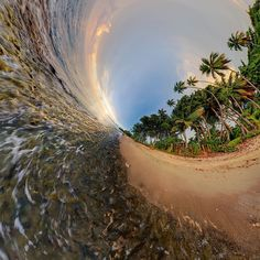 randy scott slavin spins 360 degree panoramas for alternate perspectives ('tsunami')