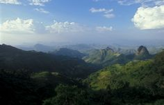 Simien-Nationalpark - Impressionen einer Äthiopien Rundreise mit Safari
