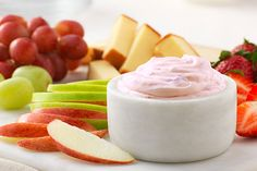Discover the perfect fruit dip recipe to make for that fruit platter ...