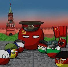 """1 Likes, 2 Comments - @lekks_plex on Instagram: """"Страны ОВД (Организация Варшавского Договора) Слева на право: Польская Народная Республика…"""""""
