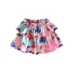 Triangle Pop Twirl Skirt
