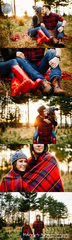 christmas engagement picture ideas >> christmas tree farm pictures