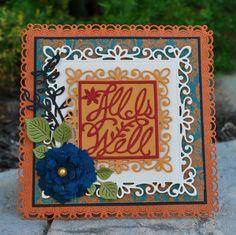 Cheery Lynn Designs Blog: All is Well by Eva Dobilas