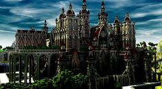 Castle ~(^o^)~ #Minecraft Project
