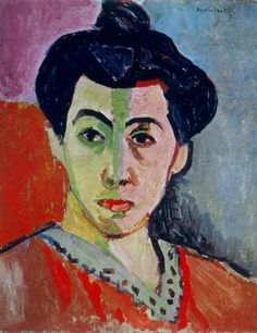 Western Art History: Fauvism and Expressionism - Sarah的网络日志