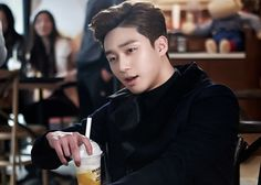 """Park Seo Joon Says His Rising Popularity Due to """"She Was Pretty"""" Feels Foreign to Him"""