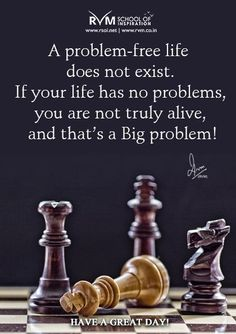 A problem-free life does not exist. If your life has no problems, you are not truly alive, and that's a Big problem! Apj Quotes, Quotable Quotes, Daily Quotes, Wisdom Quotes, Words Quotes, Sayings, Insightful Quotes, Powerful Quotes, Inspirational Quotes