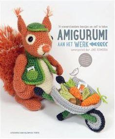 Libris-Boekhandel: Amigurumi aan het werk - Joke Vermeiren (Paperback, ISBN: 9789491853081)