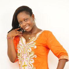 Amelie Strong #Togo #Togogirls #beauty