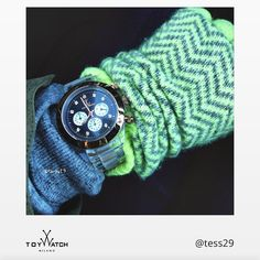 Cold winter is coming soon... or maybe it is already here? Thanks for sharing your pic, Tess! Use #ToyWatch and share yor #TWlove!