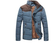 Patchwork Winter Jacket