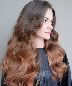 50 Different Shades of Brown Hair — Colors You Can't Resist! Check more at http://hairstylezz.com/best-different-shades-of-brown-hair/