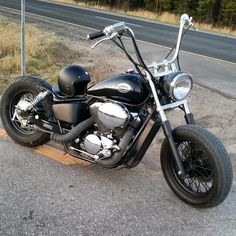 03 honda shadow 750 ace bobber