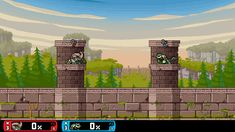 Rivals of Aether в Steam