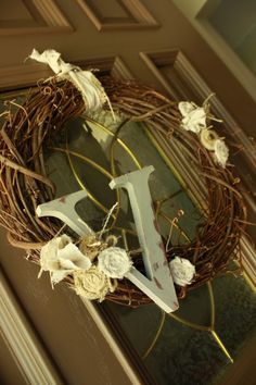 I'll be making this asap. I know they have those stick wreathes at hobby lobby!