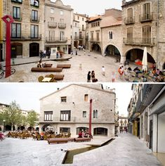 Banyoles Old Town Remodeling