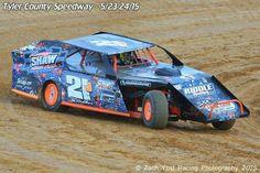 Jon Sluka Dirt Track Racing, Off Road Racing