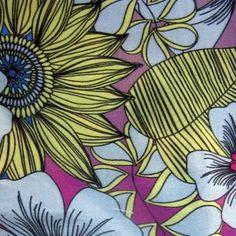 70's floral
