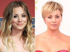 Celebrity Hair Makeovers - Stars Who Cut and Color Their Hair - Good Housekeeping