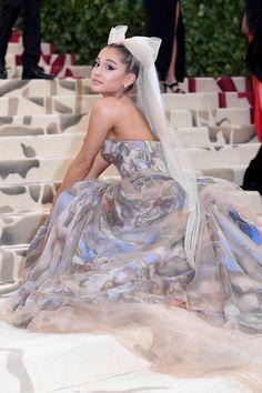 Ariana Grande #MetGala 2018