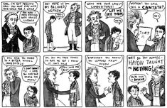 A little Beethoven (and Haydn) humor, courtesy of the Ira F. Brilliant Center for Beethoven Studies. As both Beethoven and Haydn were key figures in Bridgetower's life, we just had to share this! What Is Classical Music, Classical Music Composers, History Cartoon, History Memes, Music Jokes, Music Humor, Contemporary Poetry, Marching Band Humor, I Love To Laugh