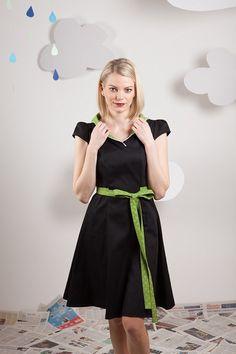 Kapuzendirndl+von+Bergluft+auf+DaWanda.com Etsy, Summer Dresses, Fashion, Dirndl, Dresses For Women, Cowl, Moda, Summer Sundresses, La Mode