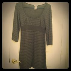 Body Central. Dress 3/4 sleeves, empire-waist, hits about or above knee, Never worn body central Dresses