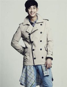 Beanpole Outdoor S/S 2012  #KimSooHyun #김수현