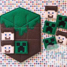 Minecraft tic tac toe