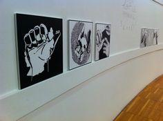 Il nuovo appuntamento della rassegna è stato affidato al collettivo G.I.U.D.A. (Geographical Institute for Unconventional Drawing Arts) che presenterà un'installazione realizzata da Gianluca Costantini e Elettra Stamboulis dal titolo La geografia della linea di Boetti, in cui saranno incluse alcune opere originali di Alighiero Boetti.