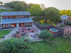 10 Best Bed and Breakfasts Near Fredericksburg, Texas (with Prices & Photos) - TripsToDiscover Best Bed And Breakfast, Fredericksburg Texas, B & B, Trip Advisor, Barn, Patio, Country, House Styles, Outdoor Decor