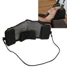 Neck Traction Hammock Nerves Pressure Tension Headache Pain Relief Posture Alignment Device