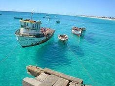 Republic of Cape Verde (Santa Maria)