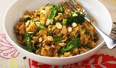 Mildly spicy and ideal as a big family meal, our take on a biryani is aromatic and layered with flavours.