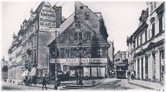 pohled od radnice do Homeland, Cologne, Cathedral, Street, Building, Travel, Historia, Viajes, Buildings