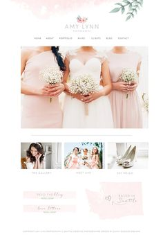Sunny blossom template boutique shop website template sunny blossom template boutique shop website template photography website template wedding template at httpsetsycalisting450526560 solutioingenieria Choice Image