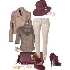 """Patrizia Pepe"" by louvillia on Polyvore"
