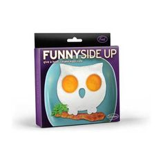FUNNY SIDE UP OWL Egg Corral from 2Shopper