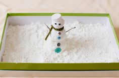 Fun Winter Kid Craft: Indoor Snowmen! — Modern Parents Messy Kids