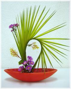 30 Pictures of Japanese Art Of Flower Arrangement, Ikebana