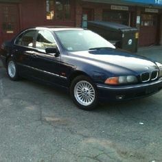 My 2nd BMW- 1997 540i