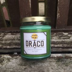 Draco: September candle of the Month by MerakiCandles on Etsy https://www.etsy.com/uk/listing/475849811/draco-september-candle-of-the-month